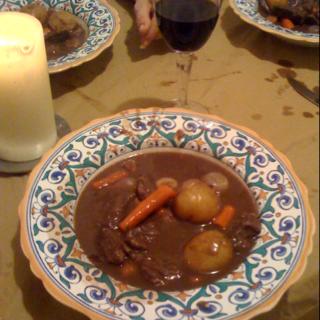 Tonites dinner